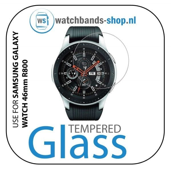 Screen protector voor de Samsung Galaxy watch 46mm R800_008
