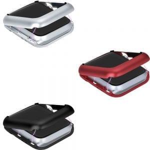 38mm beschermende Magnetisch Case Cover Protector Apple watch 2 - 3 rood_1003