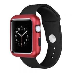 38mm beschermende Magnetisch Case Cover Protector Apple watch 2 - 3 rood_1006