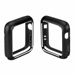 38mm beschermende Magnetisch Case Cover Protector Apple watch 2 - 3 zwart_1005