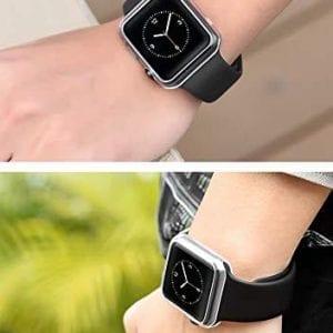 40mm beschermende bumber Protector Apple watch 4 transparant_1001