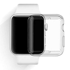 40mm beschermende bumber Protector Apple watch 4 transparant_1002