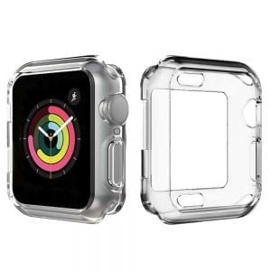 40mm beschermende bumber Protector Apple watch 4 transparant_1003
