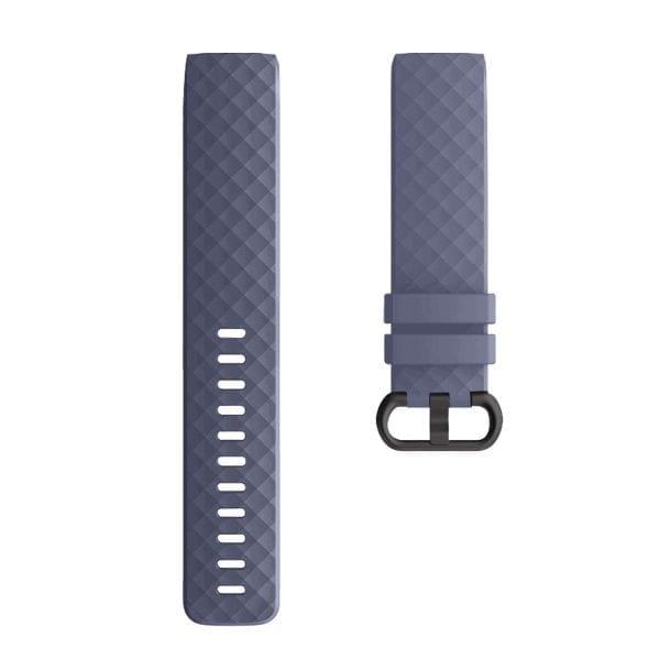 Bandje geschikt voor Fitbit Charge 3 SMALL – grijs_001