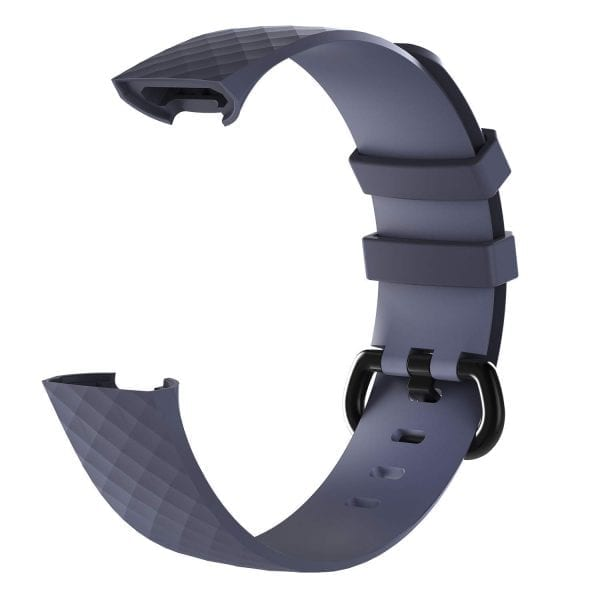Bandje geschikt voor Fitbit Charge 3 SMALL – grijs_003