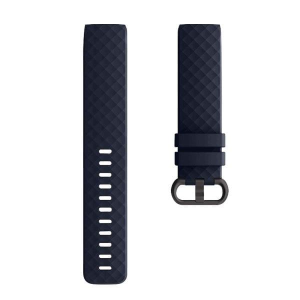 Bandje geschikt voor Fitbit Charge 3 SMALL – marine blue_003