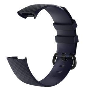 Bandje geschikt voor Fitbit Charge 3 SMALL – zwart_008