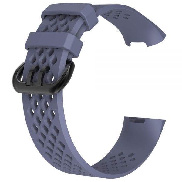 Fitbit Charge 3 bandje sport SMALL – grijs