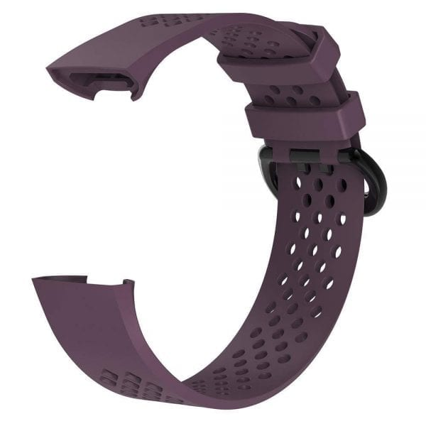 Fitbit Charge 3 bandje sport SMALL – paars_1001