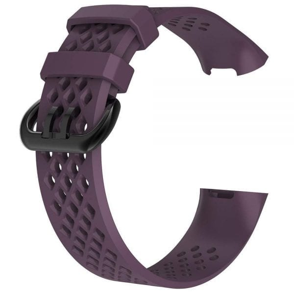 Fitbit Charge 3 bandje sport SMALL – paars_1002