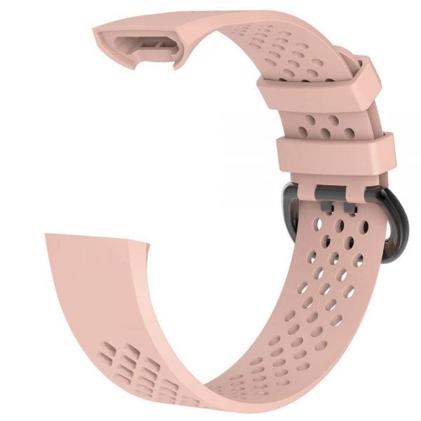 Fitbit Charge 3 bandje sport SMALL – roze_1003