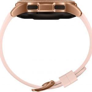 Samsung Gear Sport bandje Galaxy Watch 42mm SM-R810 Galaxy Watch 42mm SM-R810 silicone rose goud small_007