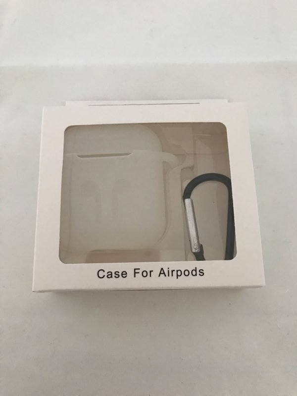 Case-Cover-Voor-Apple-Airpods---Siliconen-transparant-