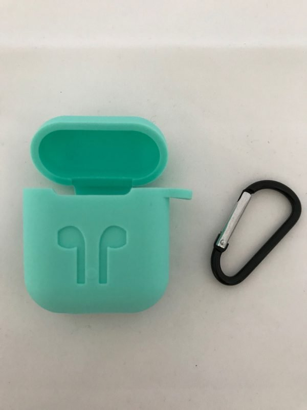 Case-Cover-Voor-Apple-Airpods---Siliconen.-turkoois