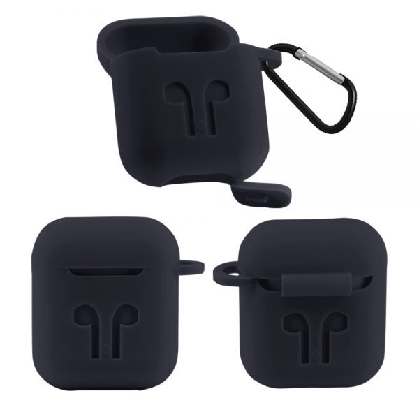Case Cover Voor Apple Airpods - Siliconen_1020