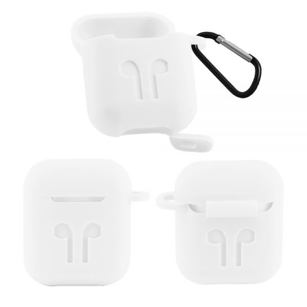 Case Cover Voor Apple Airpods - Siliconen_1024