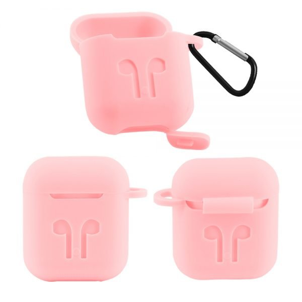 Case Cover Voor Apple Airpods - Siliconen_1026