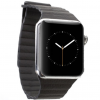Pu loop Apple Watch bandje voor de 38mm - 40mm  1