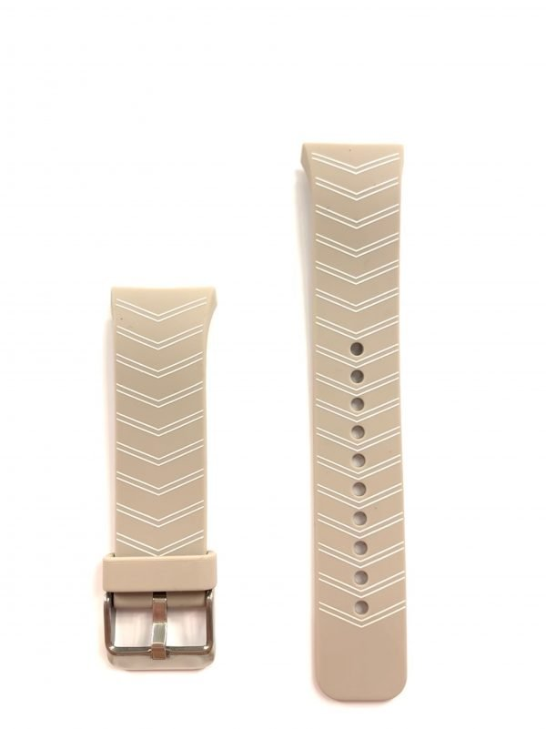 Samsung Gear bandjes beige patroon SM-R720 1