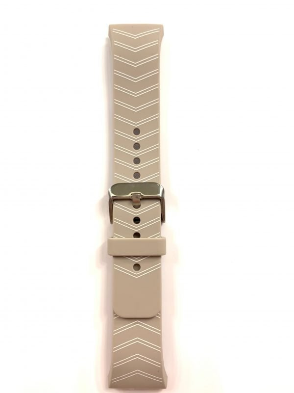 Samsung Gear bandjes beige patroon SM-R720 3