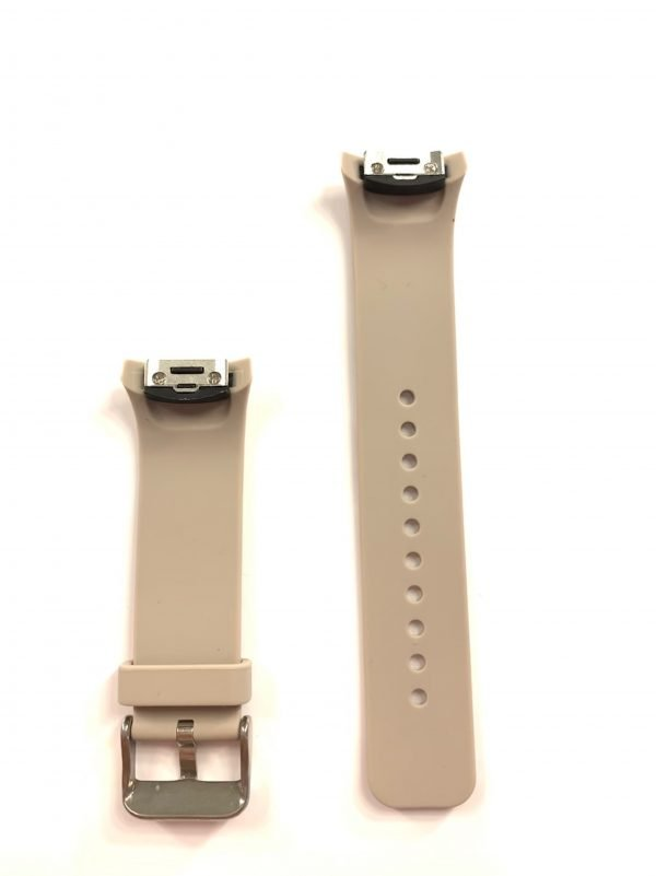 Samsung Gear bandjes beige patroon SM-R720 4