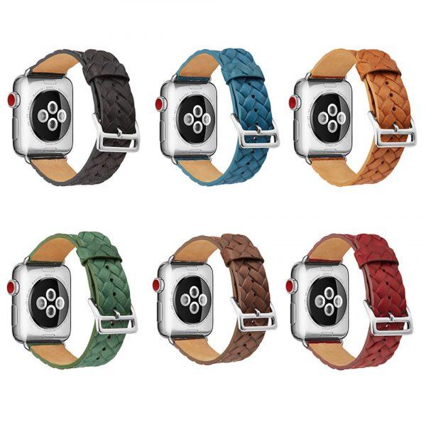 Apple-Watch-bandje-leer-gevlochten-met-zilverkleurige-gesp.jpg
