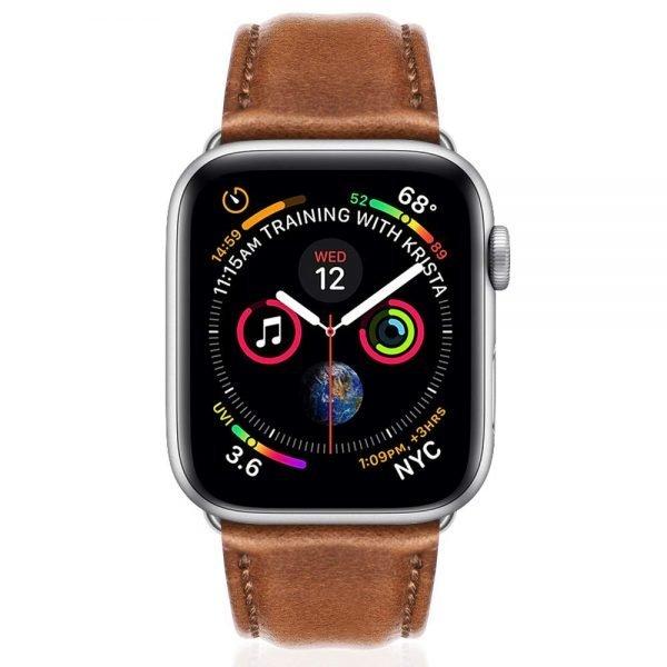 Apple-Watch-leren-bandje-bruin-met-klassieke-zilverkleurige-gesp-2.jpg