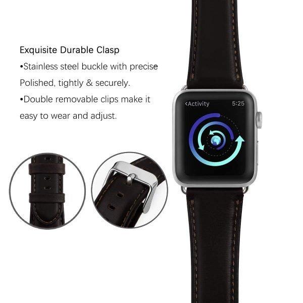 Apple-Watch-leren-bandje-zwart-met-klassieke-zilverkleurige-gesp-3.jpg