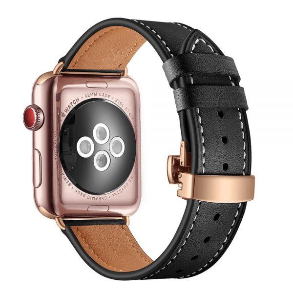 Leren-Apple-Watch-bandje-met-klassieke-goudkleurige-gesp-zwart-3.jpg