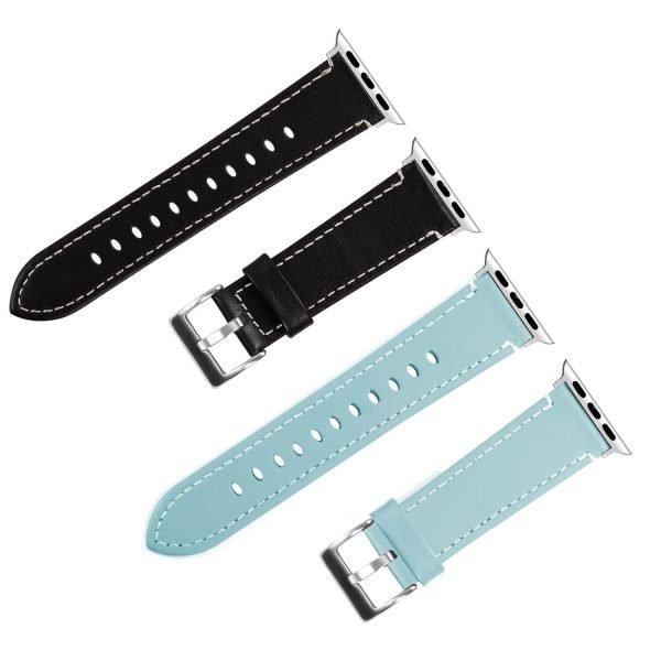 Leren-bandje-Apple-Watch-met-zilverkleurige-gesp-lichtblauw-4.jpg