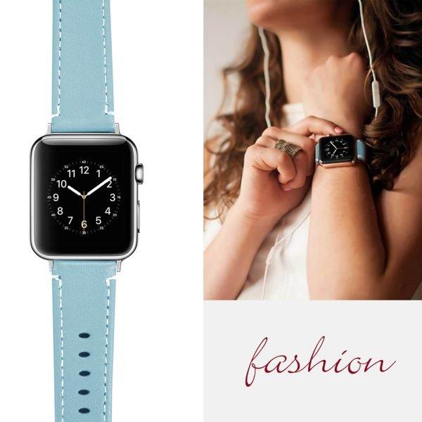 Leren-bandje-Apple-Watch-met-zilverkleurige-gesp-lichtblauw-6.jpg