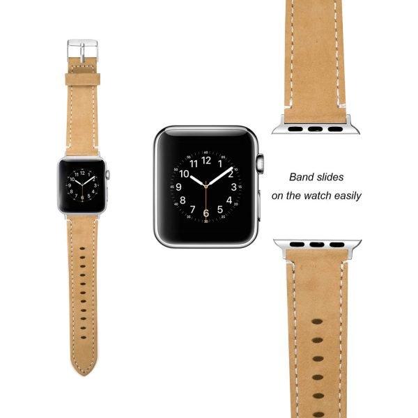 Leren-bandje-Apple-Watch-met-zilverkleurige-gesp-lichtbruin-2.jpg