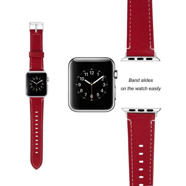 Leren-bandje-Apple-Watch-met-zilverkleurige-gesp-rood-2.jpg