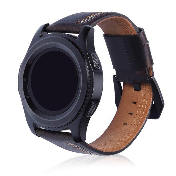 Leren-bandje-Samsung-Gear-S3-zwart-kleurige-sluiting-2.jpg