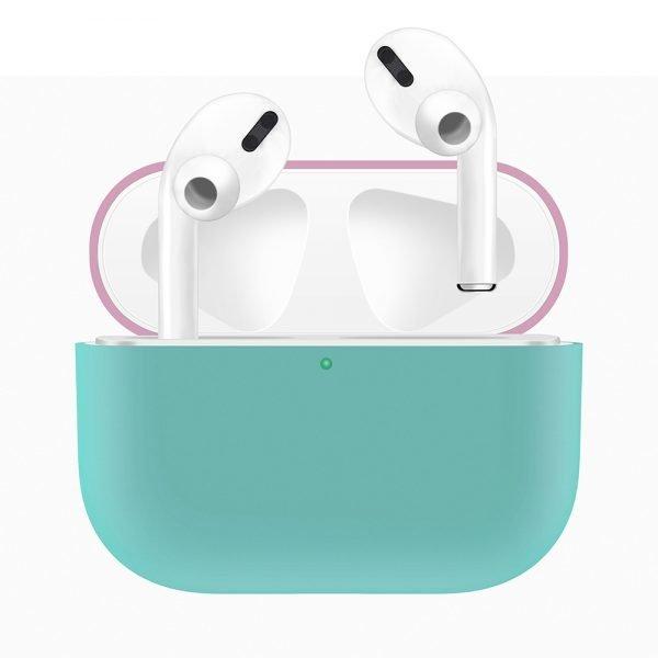 Case-Cover-Voor-Apple-Airpods-Pro-Siliconen-design-groen-roze.jpg